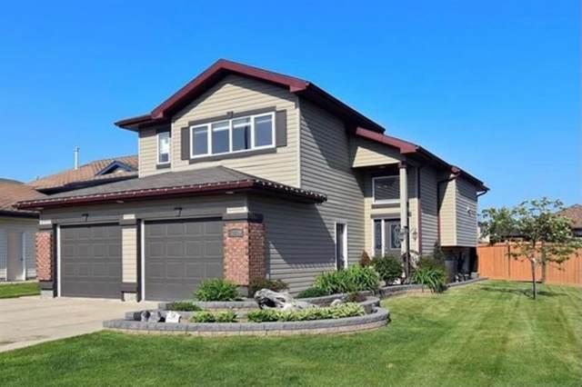 11409 89B Street, Grande Prairie, AB T8X 1T9 (#A1042403) :: Canmore & Banff