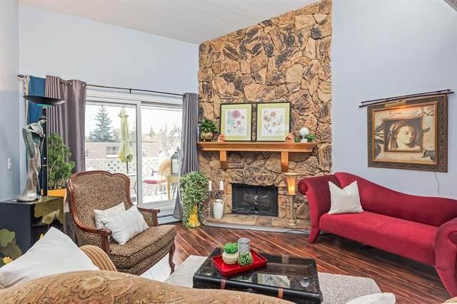 1625 14 Avenue SW #404, Calgary, AB T3C 0W6 (#A1042520) :: Canmore & Banff