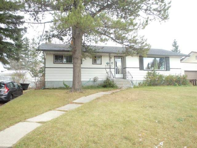 111 Simpson Street, Hinton, AB T7V 1L2 (#A1042736) :: Canmore & Banff