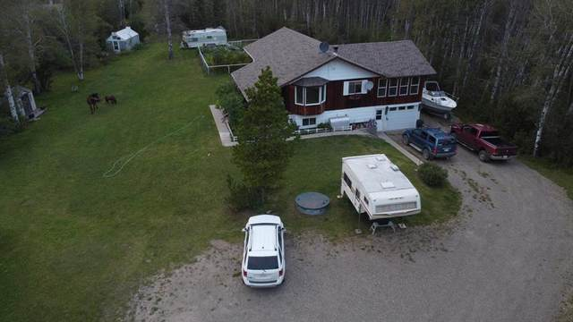 132080 Rd 830, Rural Saddle Hills County, AB T0H 0T0 (#A1043073) :: Redline Real Estate Group Inc