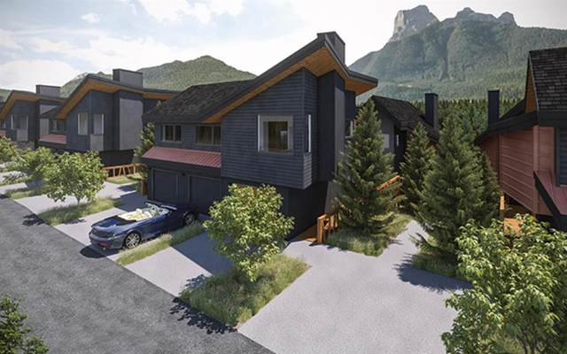 1200 Three Sisters Parkway 203A, Canmore, AB T1W 0L3 (#A1043210) :: Canmore & Banff