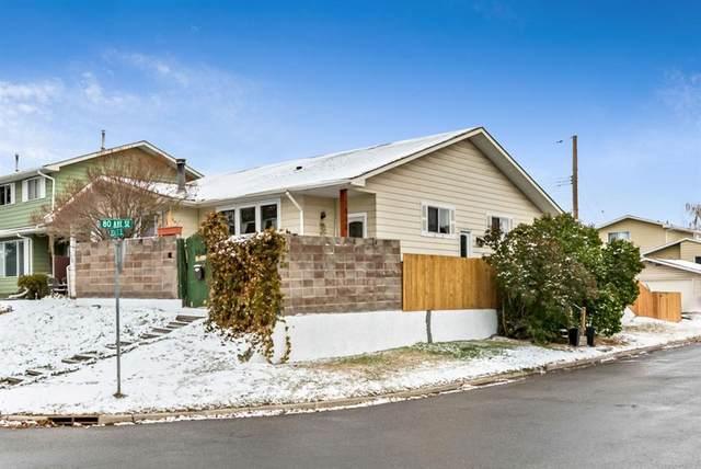 7848 20A Street SE, Calgary, AB T2C 1Y5 (#A1043357) :: Canmore & Banff