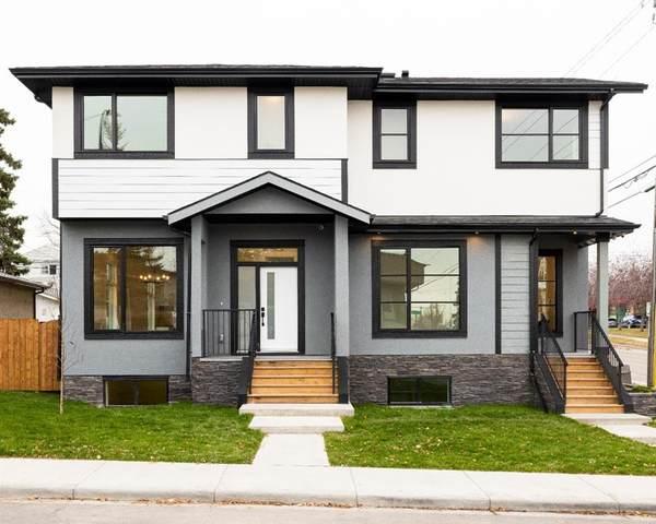402 52 Avenue SW, Calgary, AB T2V 0A9 (#A1043440) :: The Cliff Stevenson Group