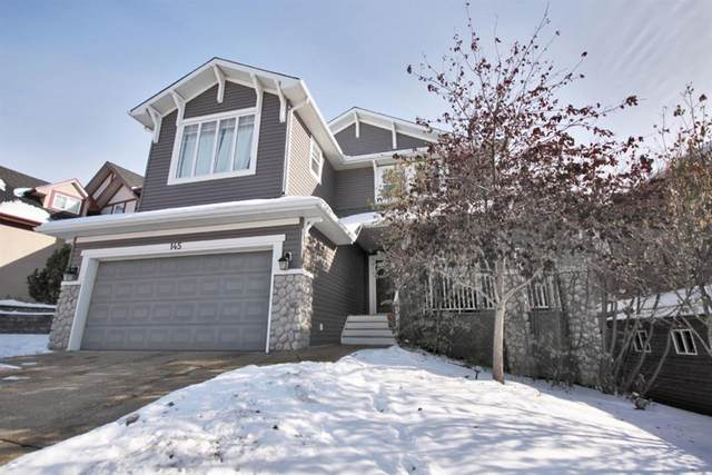 145 Hidden Creek Road NW, Calgary, AB T3A 6L7 (#A1043569) :: Canmore & Banff