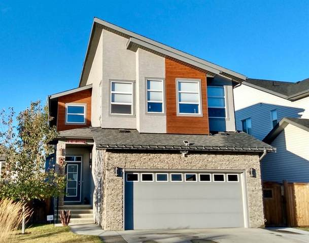 1617 Montgomery Close SE, High River, AB T1V 0B8 (#A1043674) :: Calgary Homefinders