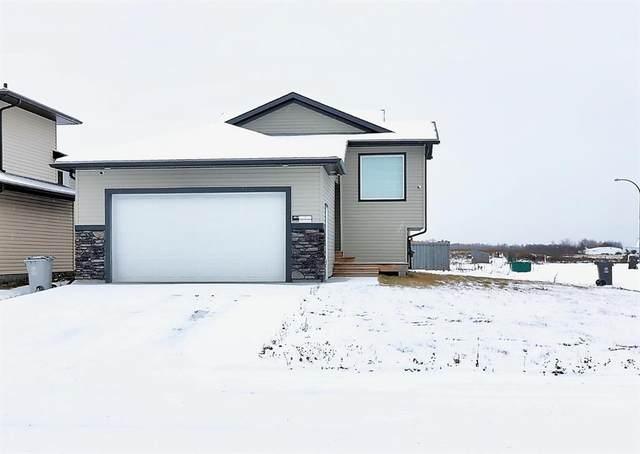 8501 87A Street A/B, Grande Prairie, AB T8X 0R6 (#A1043892) :: Team Shillington | Re/Max Grande Prairie