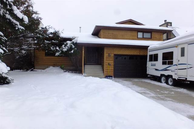 5828 59 Street, Rocky Mountain House, AB T4T 1K1 (#A1043933) :: Canmore & Banff