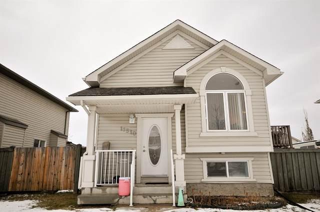 11510 80 Avenue, Grande Prairie, AB T8W 2T9 (#A1044146) :: Calgary Homefinders