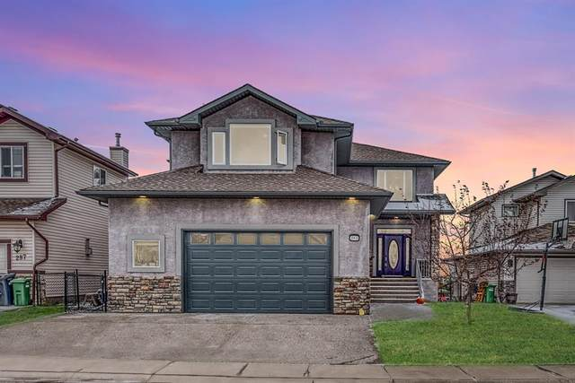 283 Hillcrest Boulevard, Strathmore, AB T1P 1W2 (#A1044312) :: Western Elite Real Estate Group