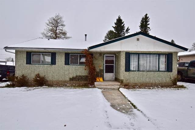133 Sunwapta Drive, Hinton, AB T7V 1G2 (#A1044361) :: Canmore & Banff