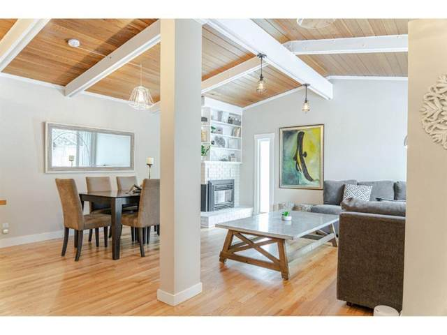 4500 39 Street NW #603, Calgary, AB T3A 0M5 (#A1044573) :: Canmore & Banff