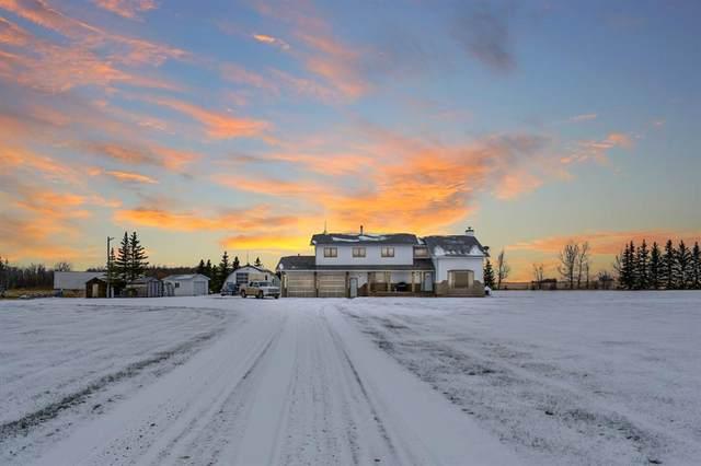 820034 Range Road 35, Rural Fairview No. 136, M.D. of, AB T0H 1L0 (#A1044799) :: Team Shillington | Re/Max Grande Prairie