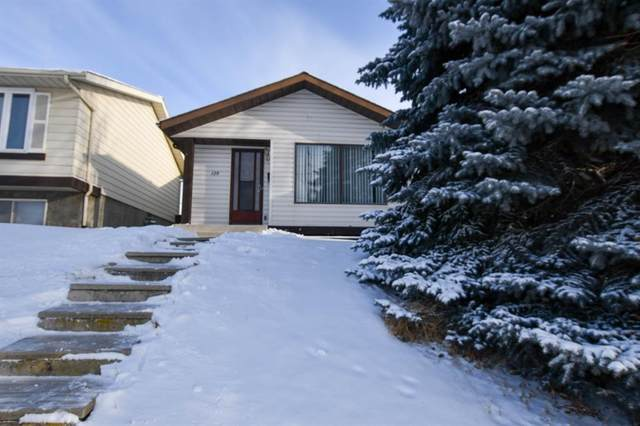 136 Edgedale Way NW, Calgary, AB T3A 2P9 (#A1044824) :: Canmore & Banff