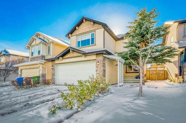 594 Chaparral Drive SE, Calgary, AB T2X 3W8 (#A1045306) :: Canmore & Banff