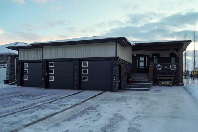 40 Talisman Close, Red Deer, AB T4P 0T7 (#A1045470) :: Canmore & Banff