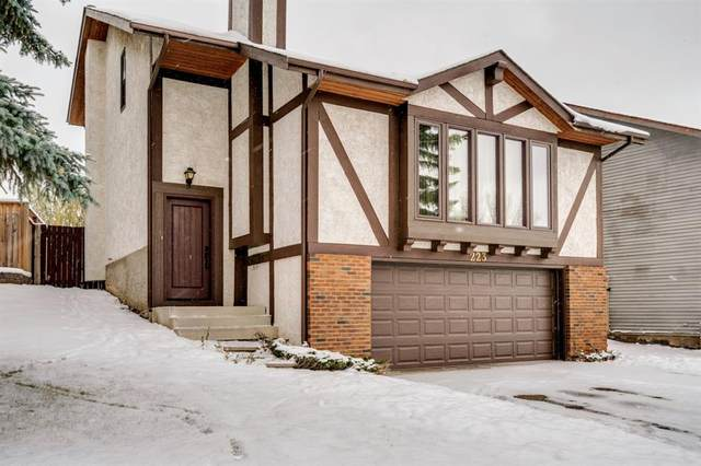 223 Coachwood Crescent SW, Calgary, AB T3H 1E7 (#A1045594) :: The Cliff Stevenson Group