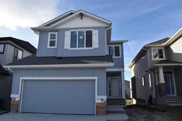 14 Drake Landing Street, Okotoks, AB T1S 0P7 (#A1045616) :: Redline Real Estate Group Inc