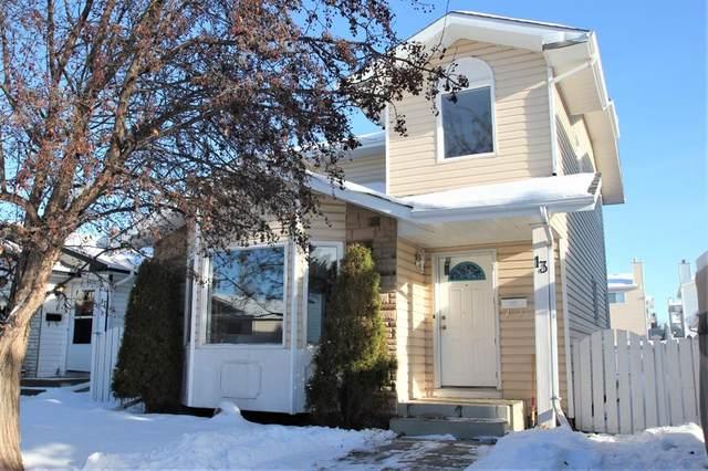 13 Elwell Avenue, Red Deer, AB T4R 2J7 (#A1045760) :: The Cliff Stevenson Group