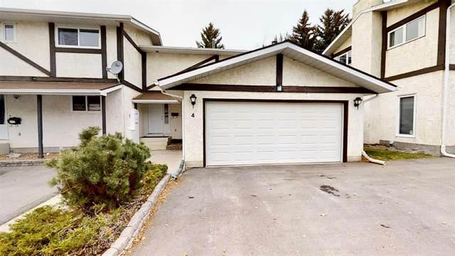 20 Laval Boulevard W #4, Lethbridge, AB T1K 4E4 (#A1046287) :: Redline Real Estate Group Inc