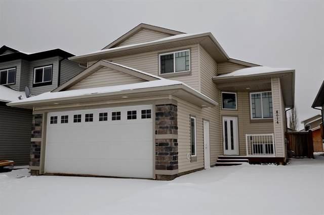 6014 86B Street, Grande Prairie, AB T8W 2X2 (#A1046357) :: Canmore & Banff