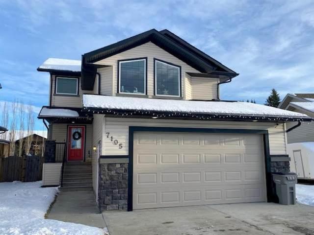 7105 88 Street, Grande Prairie, AB T8X 0E3 (#A1046375) :: Redline Real Estate Group Inc