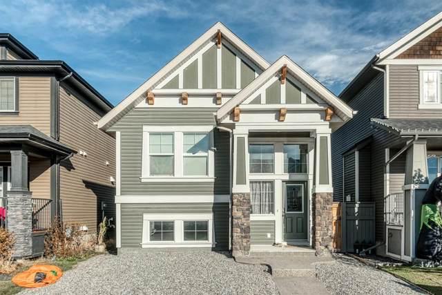 43 Fireside Place, Cochrane, AB T4C 0R2 (#A1046637) :: Redline Real Estate Group Inc