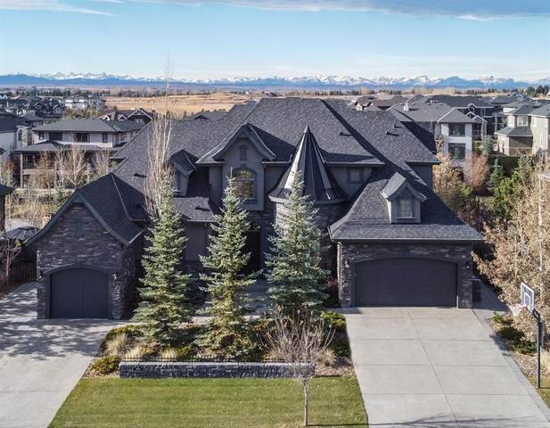 360 Spyglass Way, Rural Rocky View County, AB T3L 0C9 (#A1047178) :: Redline Real Estate Group Inc