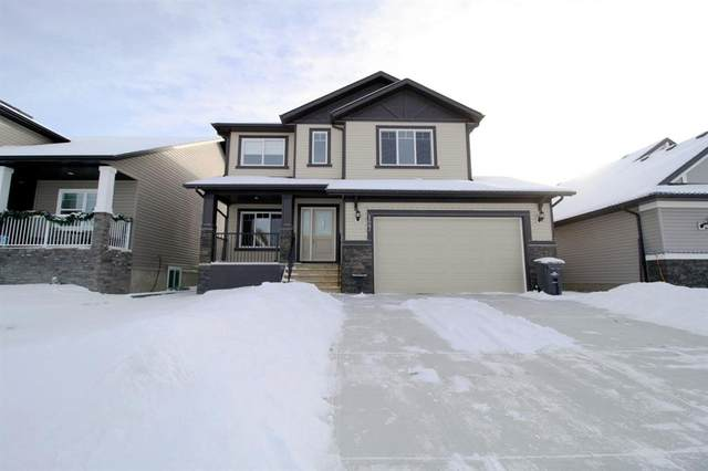 127 Hamptons Common NE, High River, AB T1V 0B1 (#A1047677) :: Redline Real Estate Group Inc