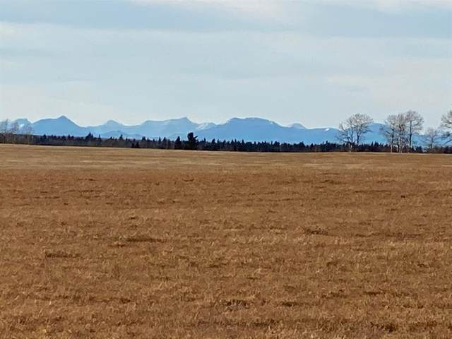 32364 Range Road 40, Rural Mountain View County, AB T0M 0K0 (#A1047980) :: Calgary Homefinders