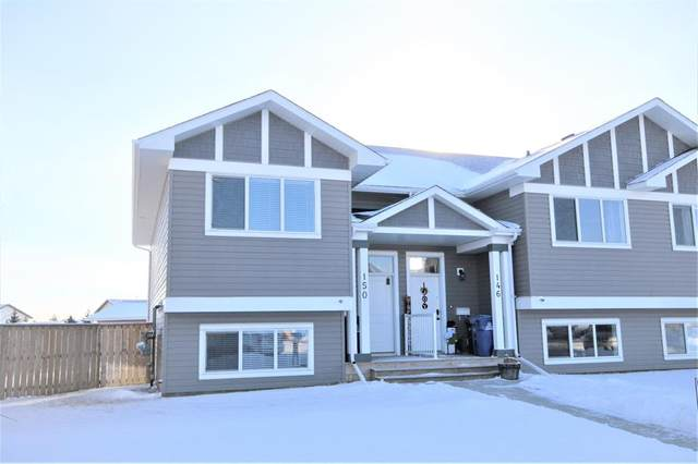150 Ava Crescent, Blackfalds, AB T4M 0M8 (#A1048570) :: Calgary Homefinders