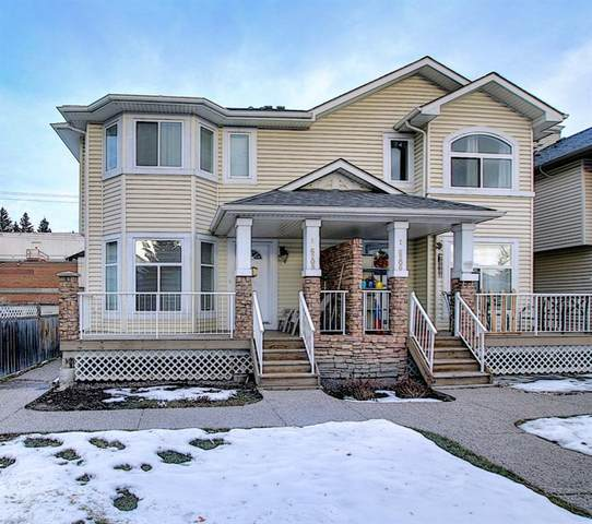 6208 Bowness Road NW #2, Calgary, AB T3B 0E3 (#A1048599) :: Redline Real Estate Group Inc