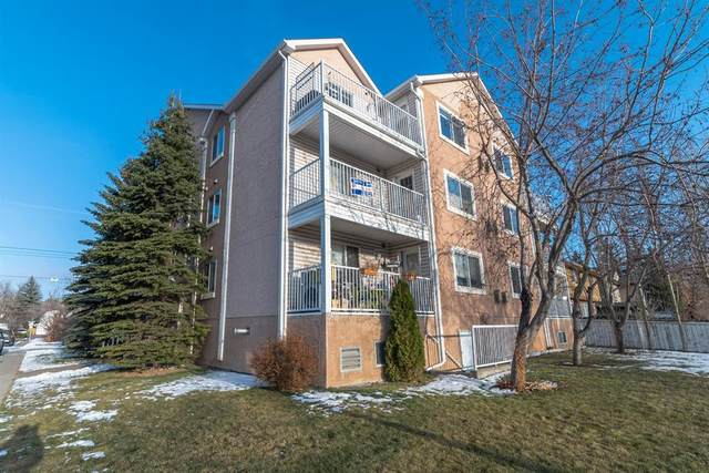 6148 Bowness Road NW #103, Calgary, AB T3B 0E1 (#A1049473) :: Redline Real Estate Group Inc