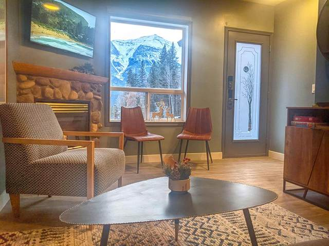1200 Harvie Heights Road #229, Harvie Heights, AB T1W 2W2 (#A1050032) :: Canmore & Banff