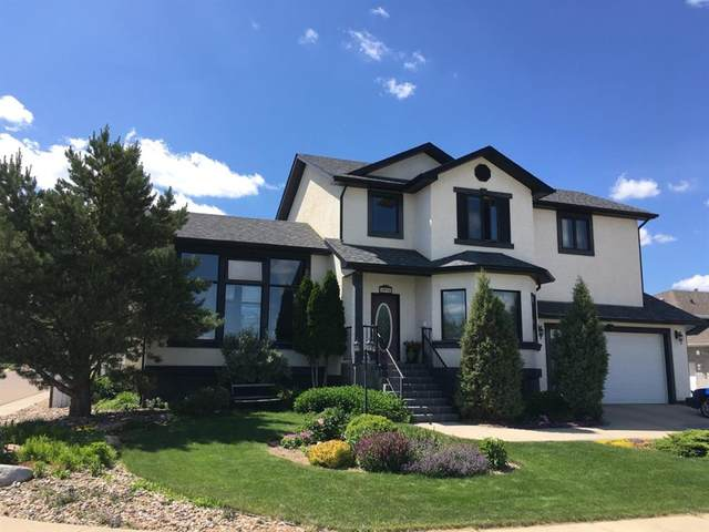 2974 Cottonwood Way SW, Medicine Hat, AB T1B 4R1 (#A1050926) :: The Cliff Stevenson Group