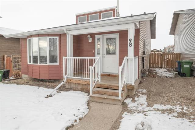 98 Elk Hill SE, Airdrie, AB T4B 1Y6 (#A1051012) :: Redline Real Estate Group Inc
