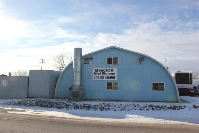 1000 Railway Avenue, Blackie, AB T0L 0J0 (#A1051423) :: Redline Real Estate Group Inc