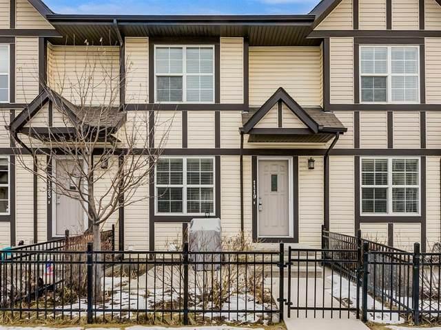 1119 Cranford Court SE, Calgary, AB T3M 0W2 (#A1051961) :: Redline Real Estate Group Inc