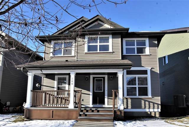 144 Prestwick Manor SE, Calgary, AB T2Z 4S7 (#A1052031) :: Canmore & Banff