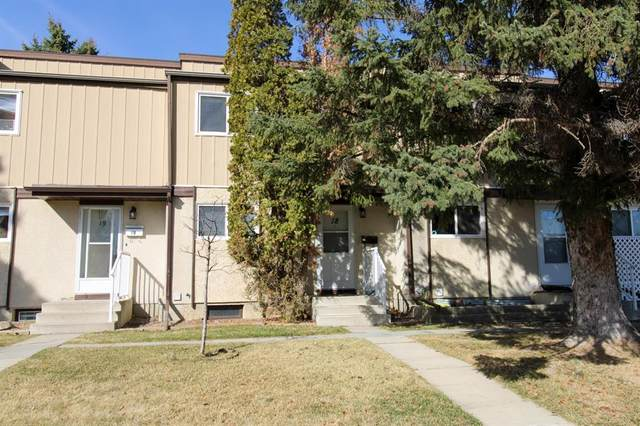 2302 23 Street N #18, Lethbridge, AB T1H 4R8 (#A1054728) :: Calgary Homefinders