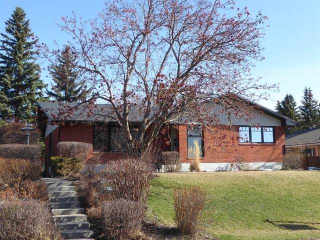 3108 Underhill Drive NW, Calgary, AB T2N 4E4 (#A1056908) :: Calgary Homefinders