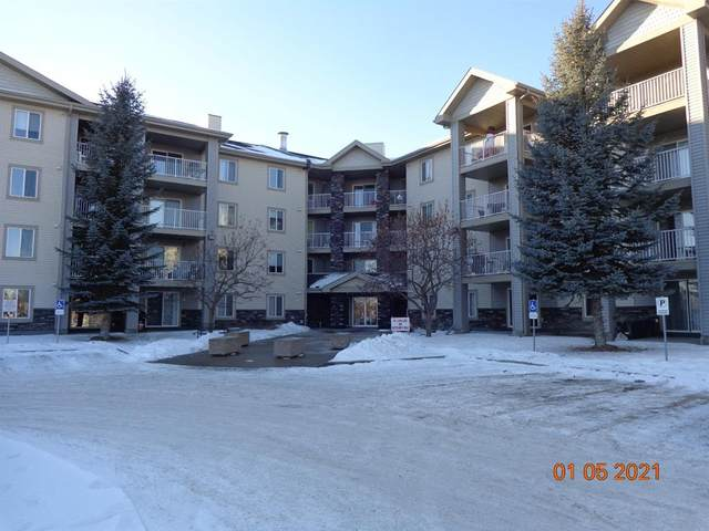 60 Lawford Avenue #104, Red Deer, AB T4R 3E9 (#A1057514) :: Western Elite Real Estate Group