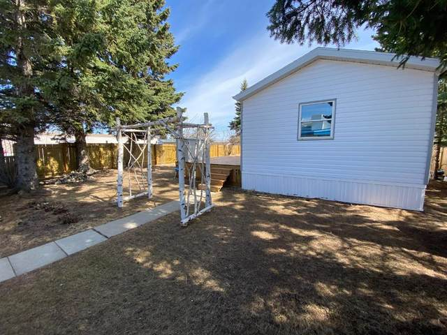 5211 55 Avenue #7, Rocky Mountain House, AB T4T 1M8 (#A1058407) :: Calgary Homefinders