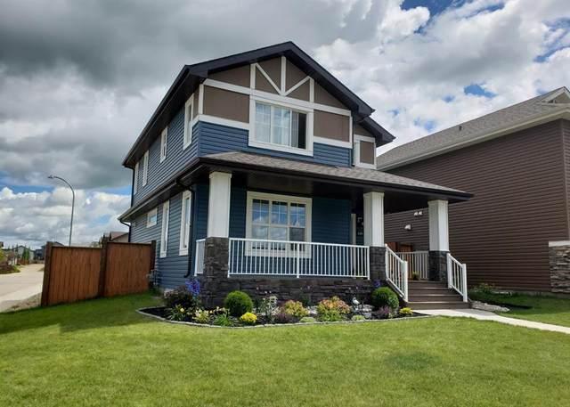 109 Timberstone Way, Red Deer, AB T4P 0N5 (#A1058889) :: Calgary Homefinders