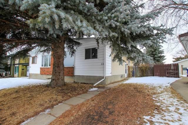 23 Abbott Close, Red Deer, AB T4R 1B4 (#A1059211) :: Redline Real Estate Group Inc