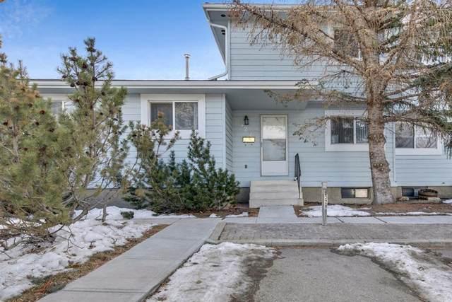 500 Allen Street SE #527, Airdrie, AB T4B 1J6 (#A1059708) :: Calgary Homefinders