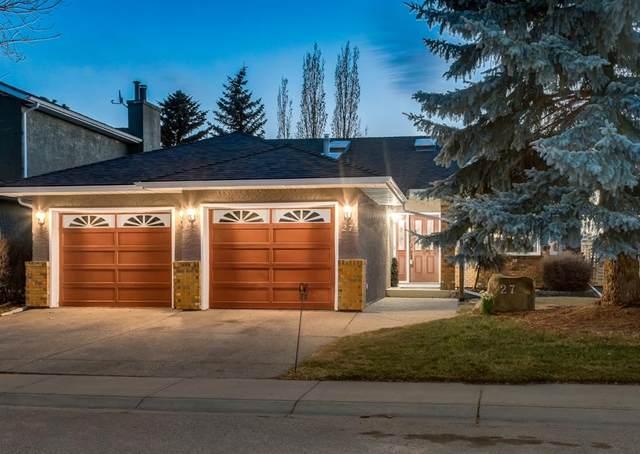 27 Diamond Terrace SE, Calgary, AB T2J 7A9 (#A1060608) :: Calgary Homefinders