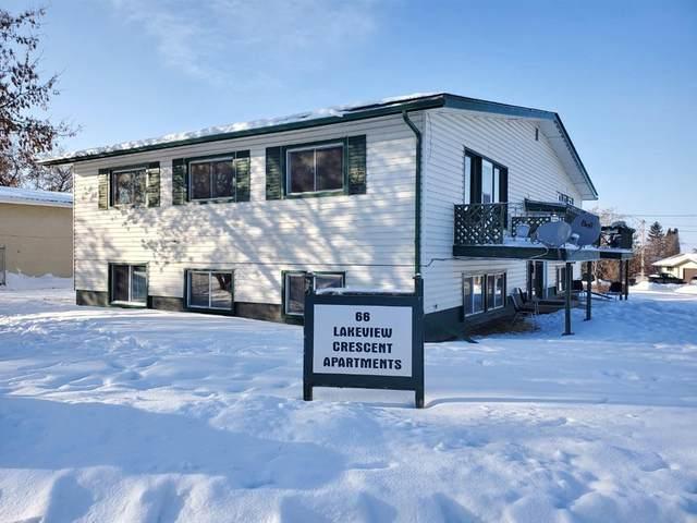 66 Lakeview Crescent, Lac La Biche, AB T0A 2C0 (#A1060666) :: Calgary Homefinders