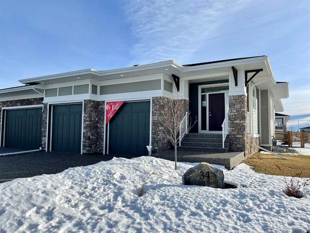 34 Pipit Bay, Rural Rocky View County, AB T3Z 0C9 (#A1061217) :: Canmore & Banff