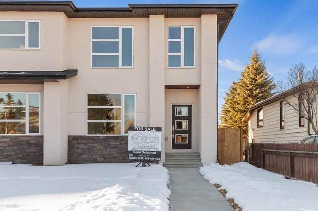 4647 84 Street NW, Calgary, AB T3B 2R4 (#A1061253) :: Calgary Homefinders