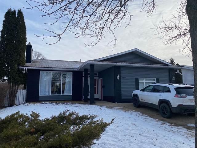 3809 65 Street, Camrose, AB T4V 3R9 (#A1061447) :: Western Elite Real Estate Group